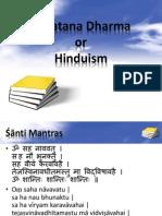 Sanatana Dharma Overview