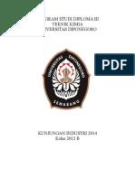 Buku Saku KKL 2014 - Mahasiswa