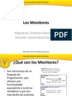 Clase 19. Los Monitores.pptx