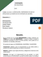 Proyectos Industriales - Seguros.pptx