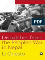 Dispatches From Nepal