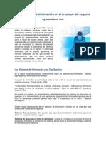 Los sistemas de información en el arranque del negocio. - GERÓN PIÑON, Gabriela.pdf