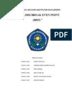 Analisa Break Event Point