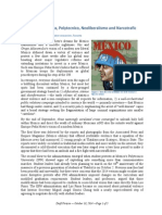 Iguala, Ayotzinapa, Tlatlaya, Politecnico, Neoliberalismo and Narcotrafic