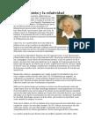 Albert Einstein y la relatividad.doc