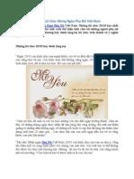 Những Lời Chúc Mừng Ngày Phụ Nữ Việt Nam.docx