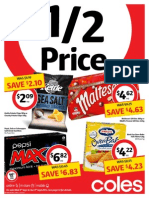 Coles Weekly Catalogue 3rd Sep 2014