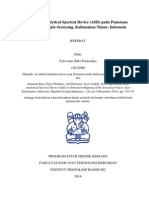 [COVER] Karakteristik Daerah Ubahan Projek Seruyung, Kalimantan Utara, Indonesia