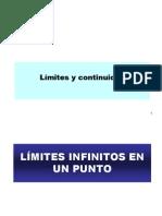 Limites en El Infinito