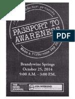 Passport to Awareness