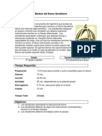 GDD Module in Spanish