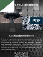 El Hierro y sus Aleaciones.pptx