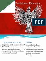 Pendekatan Pancasila