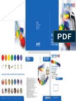 Coperta Brosura Color Terapie B MedAll