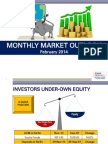 Monthly Market Outlook February 2014