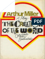 Miller, Arthur - Creation of the World and Other Business (Viking, 1973)