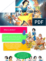 Craft of Storytelling