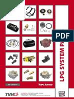 Tvh 12410757 Lpg System Parts