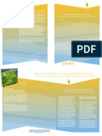 Brochure 2 Pages