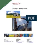 Procesoare Biodiesel - Oferta Generala