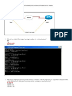 CCNA Cisco Network Fundamentals FINAL Exam