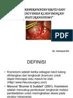 Transparan Craniotomy