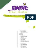 Manual Identidad Corporativa Zombie