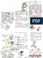 Leaflet Diare Devi