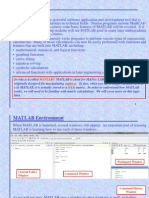 Introduction to Matlab for Engineering Students | Matrix