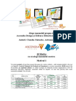 Manual Comunicare Limba Romana Cls2 Ascendia, Autori