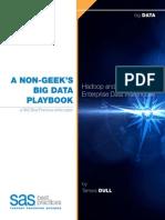 A Non-Geek's Big Data Playbook