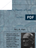 Hart's Theory of Law