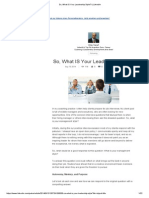 So, What is Your Leadership Style_! _ LinkedIn