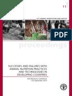 Success and Failure of Agriculture FAO