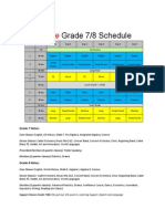 MS Courses and Schedues 11-12tc