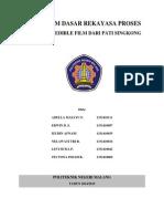 Pembuatan Edible Film (Plastik Ramah Lingkungan)