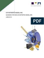 Catastrophe ModelCatastrophe Modelling ling