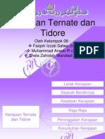 Kerajaan Ternate dan Tidore.ppt