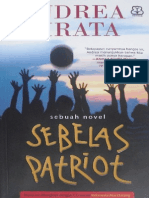 Andrea Hirata - Sebelas Patriot 39acefaf79