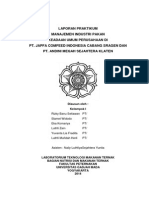 Laporan Kelompok MIP 2014