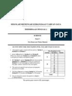 Ujian Penggal 1 2014 Sn p2