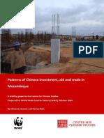 CCS Mozambique Briefing Paper October 2009