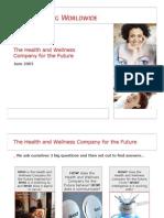 The Health and Wellness Company for the Future [Euro RSCG].pdf