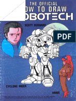 How to Draw Robotech
