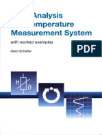 [Scheller G.] Error Analysis of da Temperature Meas(BookZZ.org)