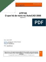 Autocad 2008 O que ha de novo _Personal use Only_Tutorial_