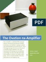 The Ovation Nx Amplifier V2.0 8