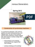 synchronous generators 1