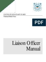 USCG Liaison Officer Manual