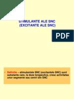 Stimulante SNC